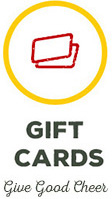 Gift Cards - Give good cheer
