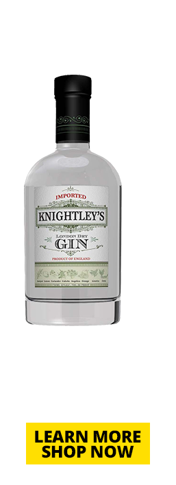 Knightley's Gin, 750mL, $49.99. Learn More Shop Now